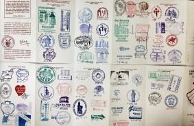 Pilgrims' credentials