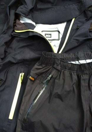 Magic rain gear