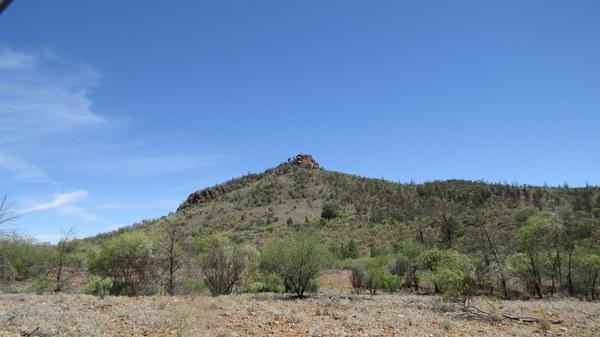 Views of areas around Arkaroola