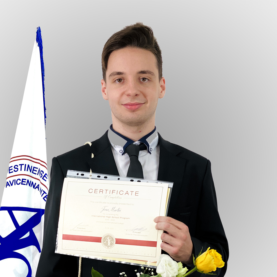 AIC Students Graduation Ceremony