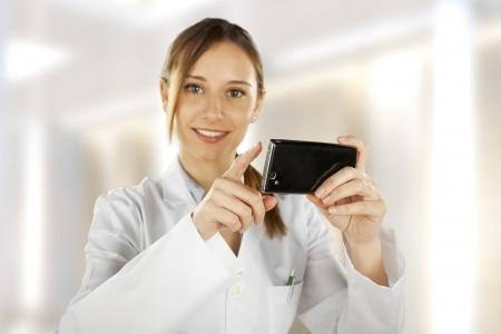 Smartphone nurse