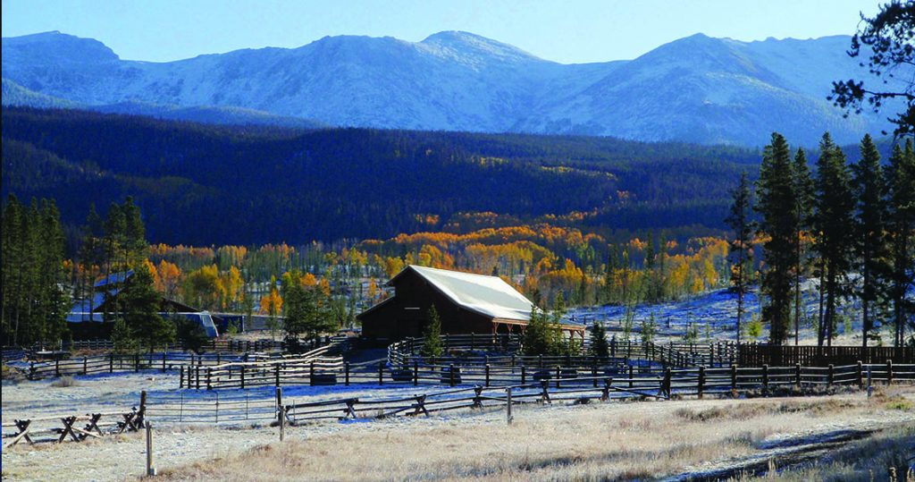 Grand county rd 83, tabernash, co 80478. Lodging And Living At Devil S Thumb Ranch Avidlifestyle