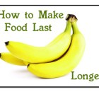 Bananas Last Longer