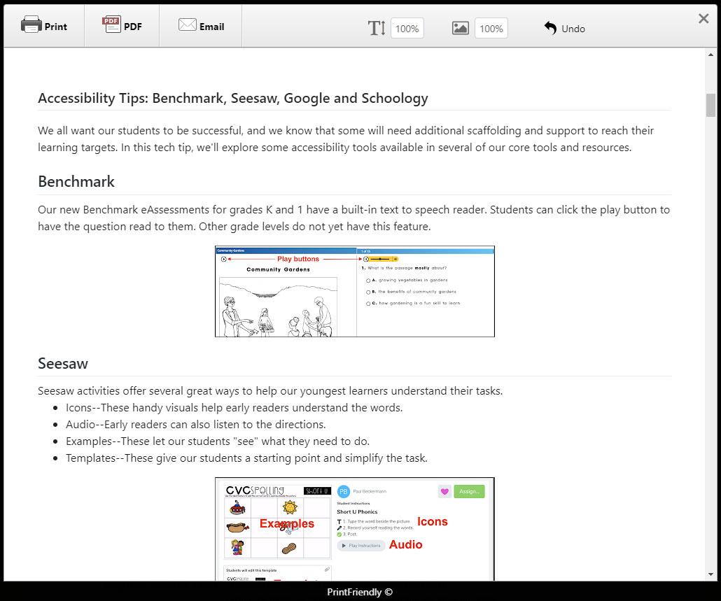 Convert websites to PDFs