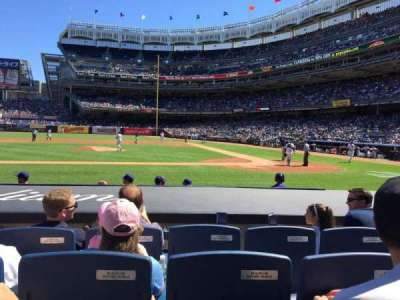 Yankee Stadium Section 023