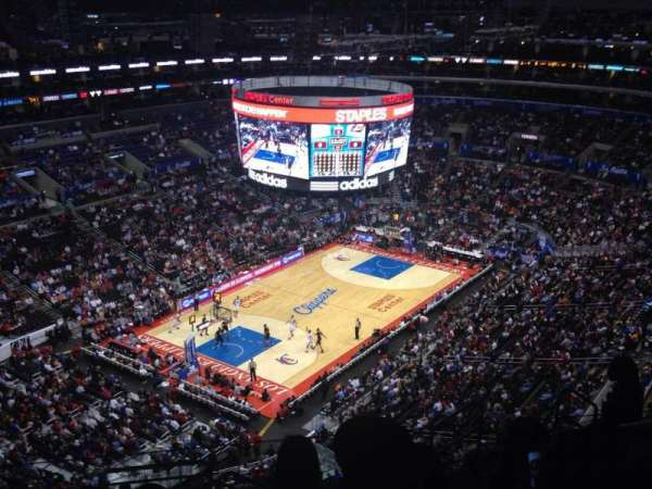 Staples Center Seating Chart Clippers | Cabinets Matttroy