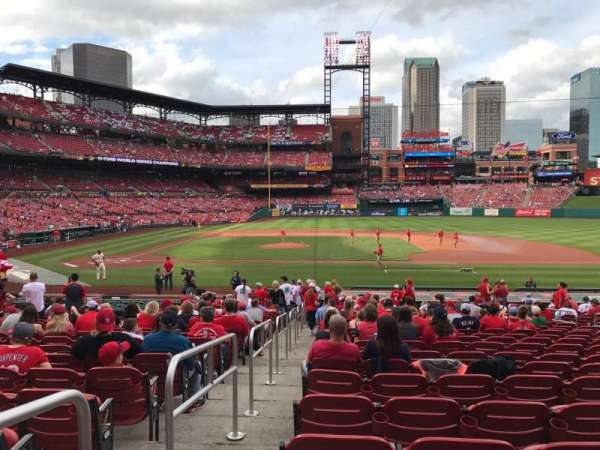 St Louis Cardinals Busch Stadium Seating Map | Awesome Home