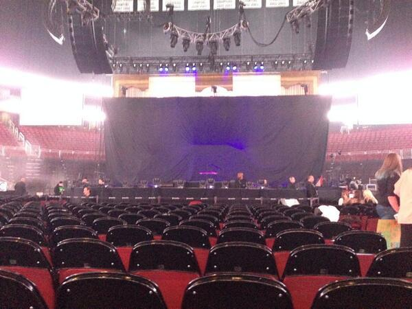Prudential Center Concert Seating Guide