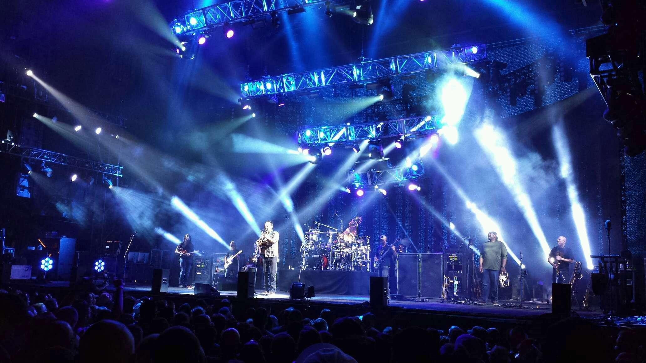 Gorge Dave Band Matthews