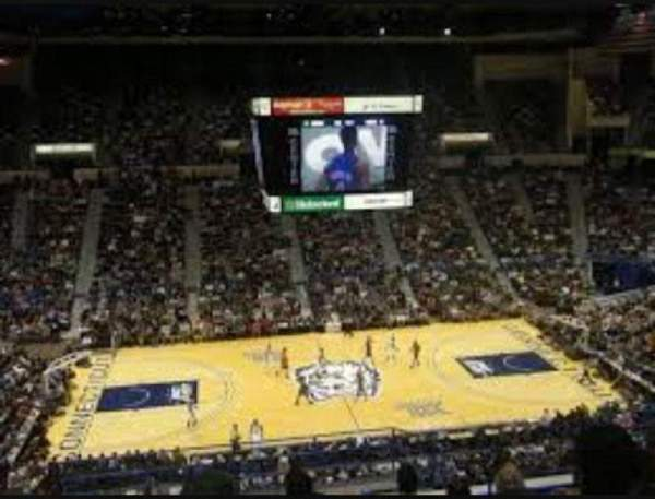 XL Center - Interactive Seating Chart