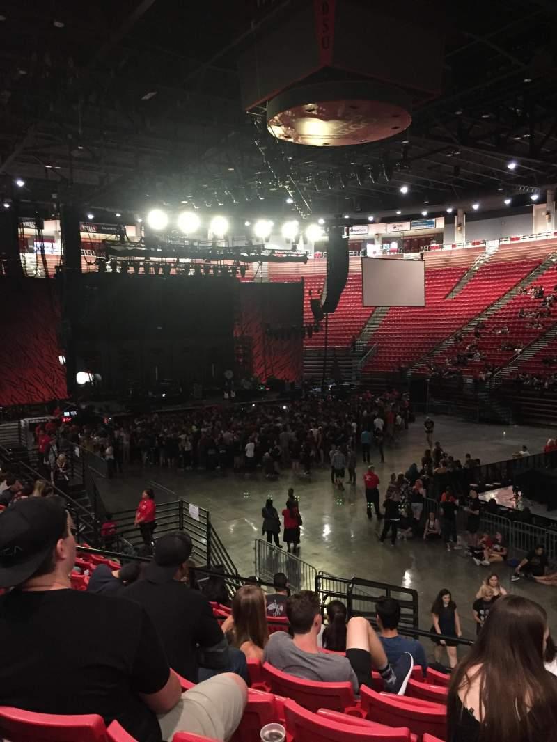 Photos At Viejas Arena