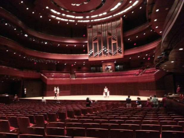 Verizon Hall At The Kimmel Center Section Orch Row 10 Seat