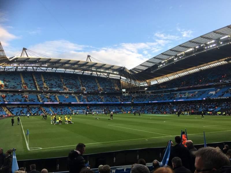 Etihad Stadium Manchester Casa De Manchester City FC
