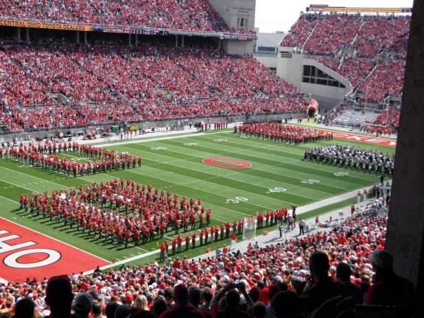 Ohio State Stadium Seat View Brokeasshome Com
