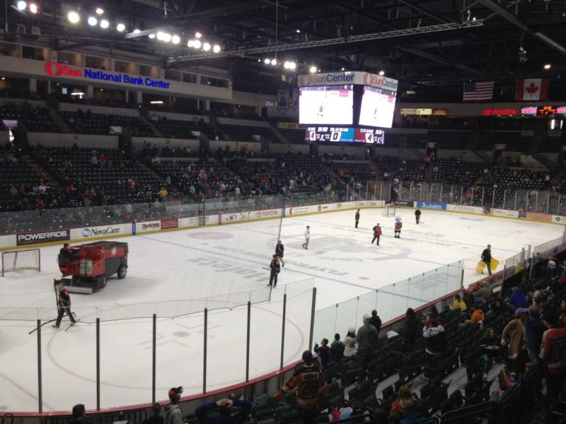 Photos At Cure Insurance Arena