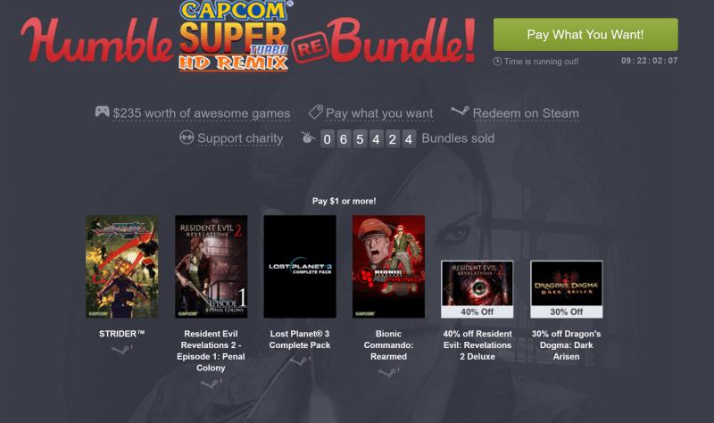 PC Gaming: Humble Bundle Bundle Sale