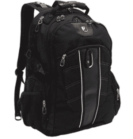 SwissGear Travel Gear Jetta ScanSmart Backpack