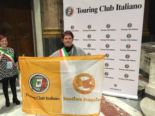 Avigliana riceve la Bandiera arancione