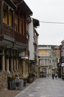 Calle de Galiana (Entre galerías y soportales)