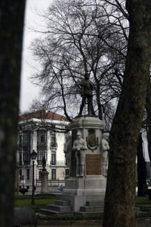 Estatua de Pedro Menéndez
