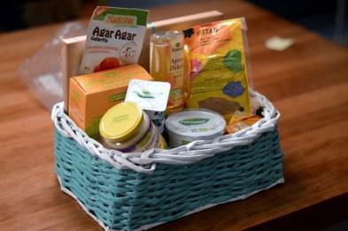 veganes Geschenkpaket