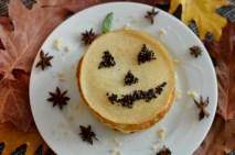 Vegan HAPPY HALLOWEEN-Pumpkin Spice-Pancakes
