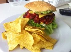 Vegan for Fun - Tex-Mex-Burger, Attila Hildmann, recipe, vegan