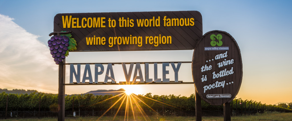 06 Jul Napa Valley – California's Famous Wine Producing Region