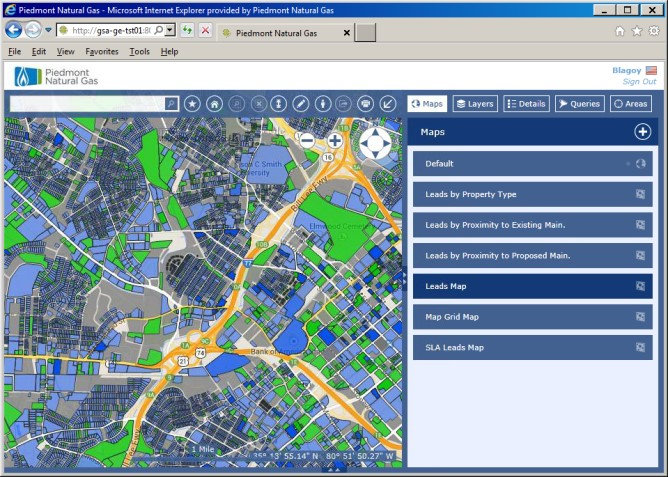 Spatial Data Warehouse