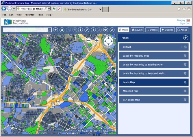 Identifier les prospects dans les zones sélectionnées et générer des campagnes de prospection