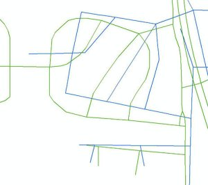 Truck Roll Map Overlay