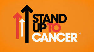 Stand-up to Cancer logo