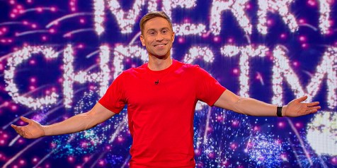 Russell Howard Christmas special with guests