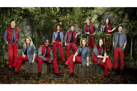The cast of I'm a Celebrity 2020