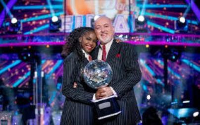 Bill Bailey Wins Strictly