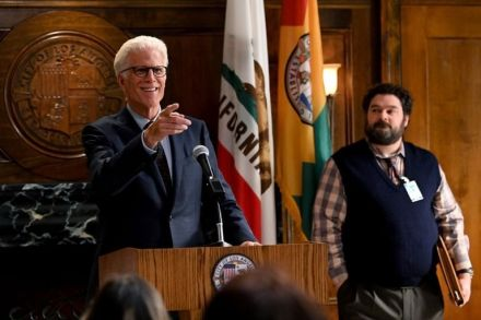 Ted Danson in Mr Mayor