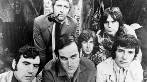 Monty Python team