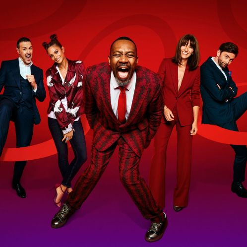 Sir Lenny Henry, Davina McCall, David Tennant, Alisha Dixon and Paddy McGuiness hosted Comic Relief 2021
