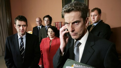 Another nail in BBC's comedy output coffin . Thick of It was shown on BBC4