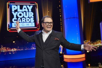 Alan carr returns with Epic Gameshow