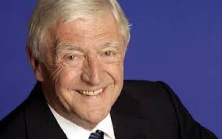 Sir Michael Parkinson looks back over 50 years of his chat show.