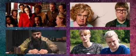 Bafta nominees for Best Scripted Comedy