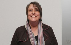 Latest comedy news and reviews: Kathy Burke filming Holding in Irelend