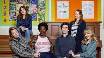 cast of Motherland starring in Season 3