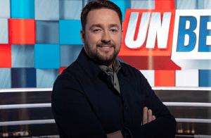Jason Manford host of BBC's Unbeatable