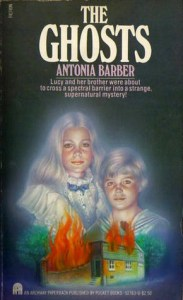 The Ghosts written by Antonia Barber basis of film The Amazing Mr Blunden