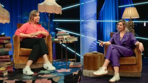 Comedy news and Reviews: Mel Giedroyc and Lou Sanders host a new series of Unforgivable