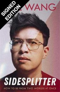 Phil Wang releases first book called Sidesplitter