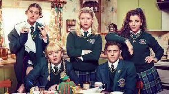 Derry Girls reaches its final series