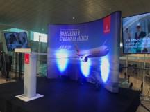 Escenario de Emirates